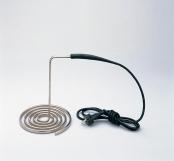 Heating of water, viscous liquids, honey etc.